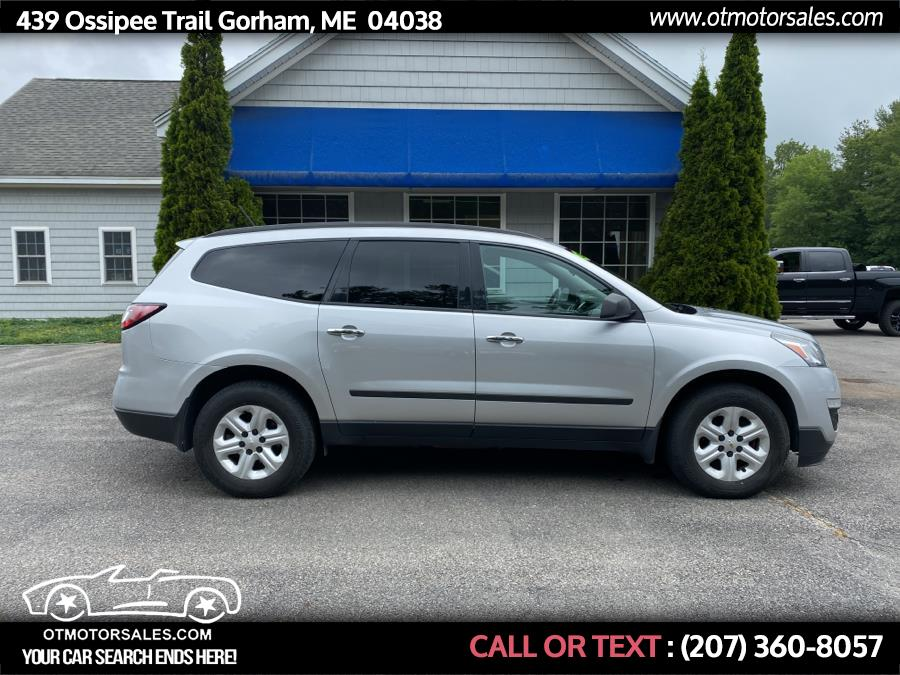 Used Chevrolet Traverse AWD 4dr LS 2014 | Ossipee Trail Motor Sales. Gorham, Maine