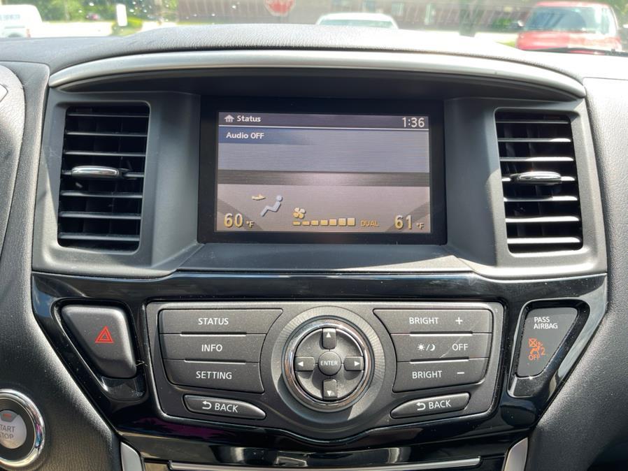 Used Nissan Pathfinder 4WD 4dr SV 2015 | Merrimack Autosport. Merrimack, New Hampshire