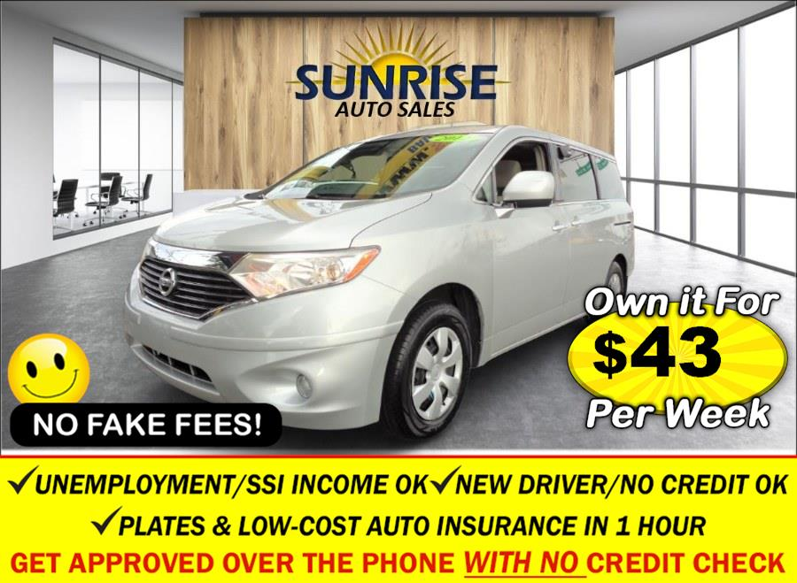 Used Nissan Quest 4dr S 2012   Sunrise Auto Sales. Rosedale, New York