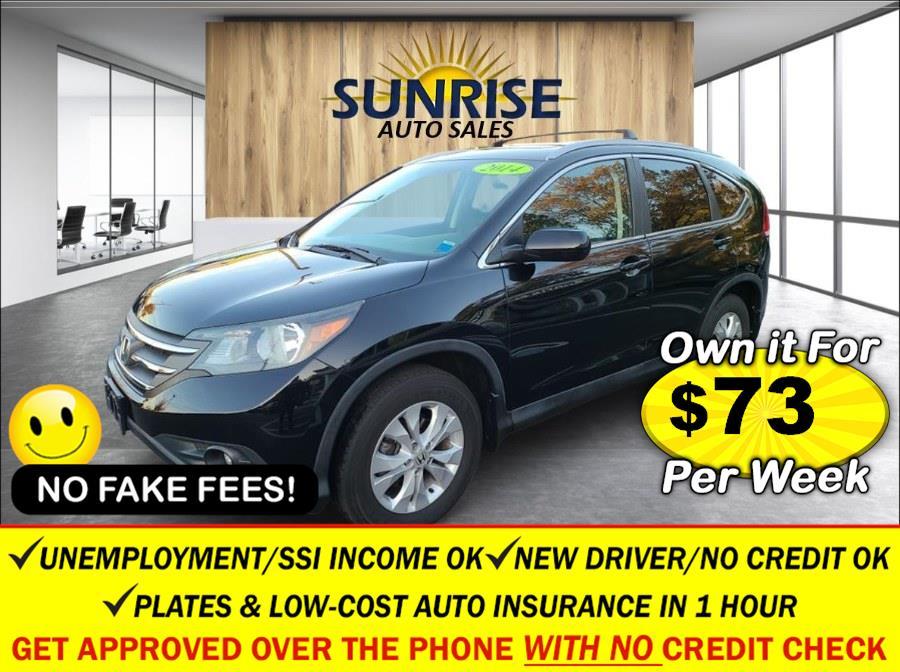 Used Honda CR-V AWD 5dr EX-L 2014   Sunrise Auto Sales. Rosedale, New York
