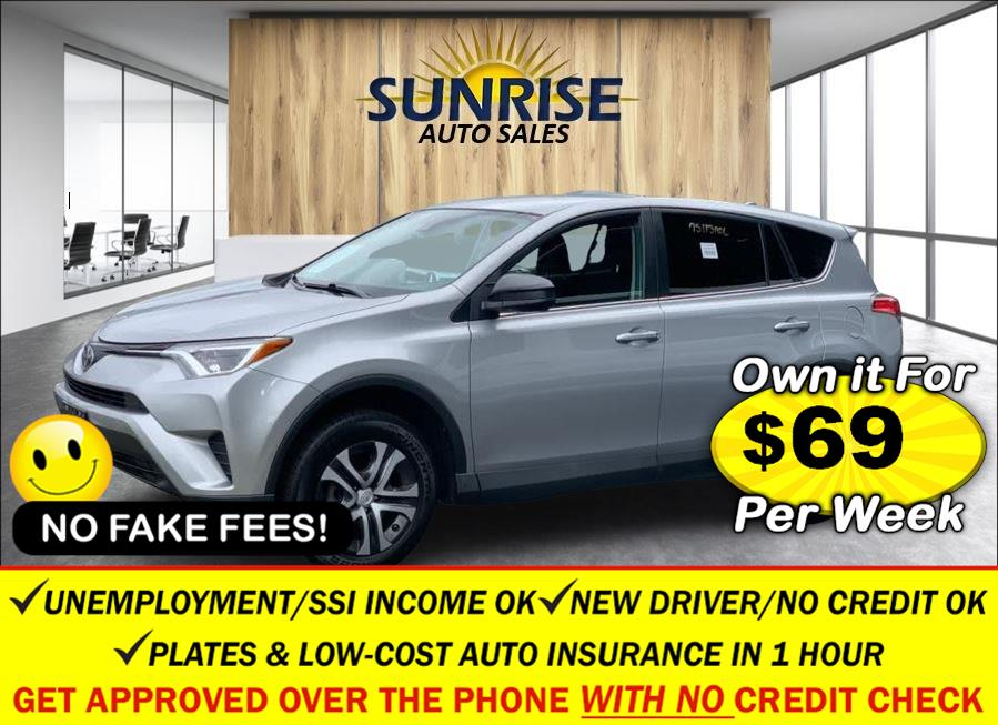 Used Toyota RAV4 LE AWD (Natl) 2017   Sunrise Auto Sales. Rosedale, New York