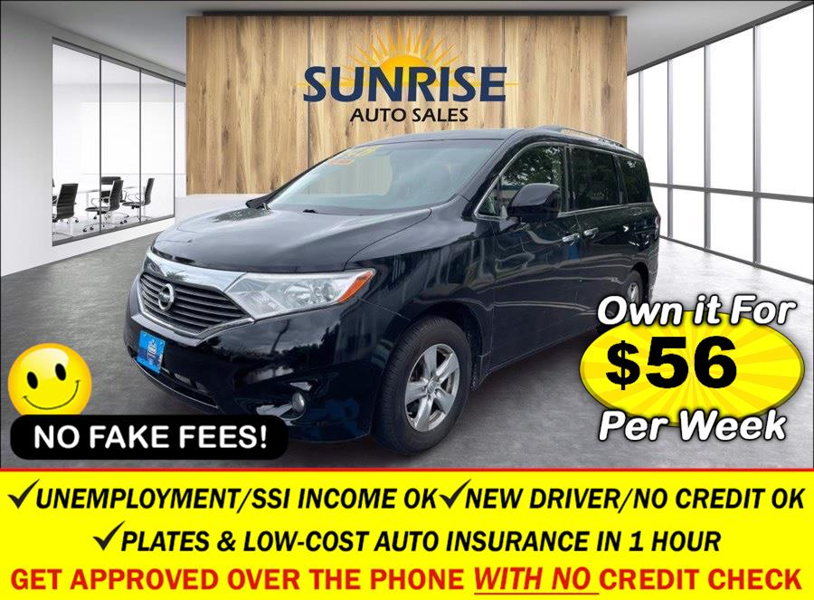 Used Nissan Quest 4dr SV 2013   Sunrise Auto Sales. Rosedale, New York