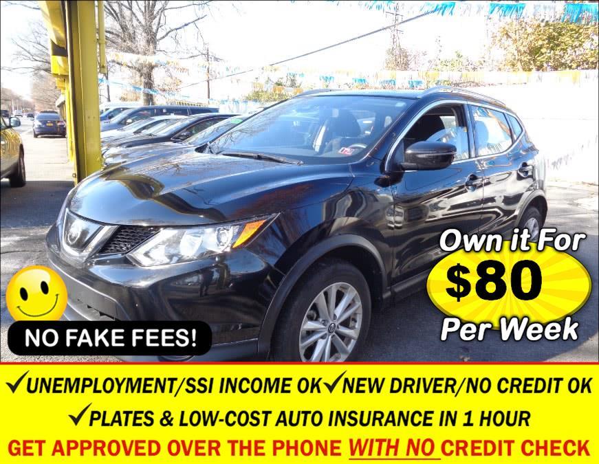 Used Nissan Rogue Sport AWD SV 2019   Sunrise Auto Sales. Rosedale, New York