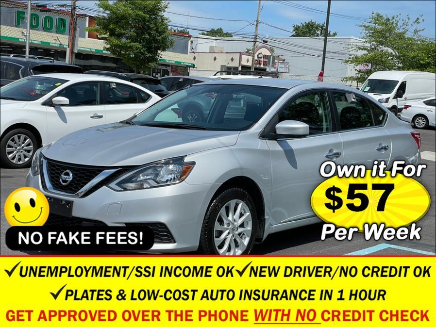 Used Nissan Sentra SV CVT 2018   Sunrise Auto Sales. Rosedale, New York