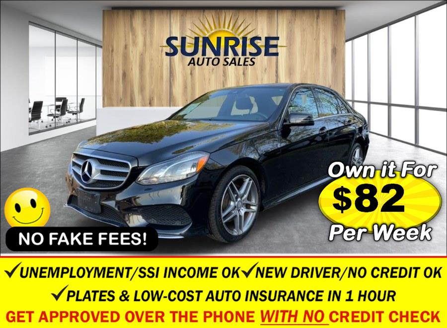 Used 2014 Mercedes-Benz E-Class in Rosedale, New York | Sunrise Auto Sales. Rosedale, New York