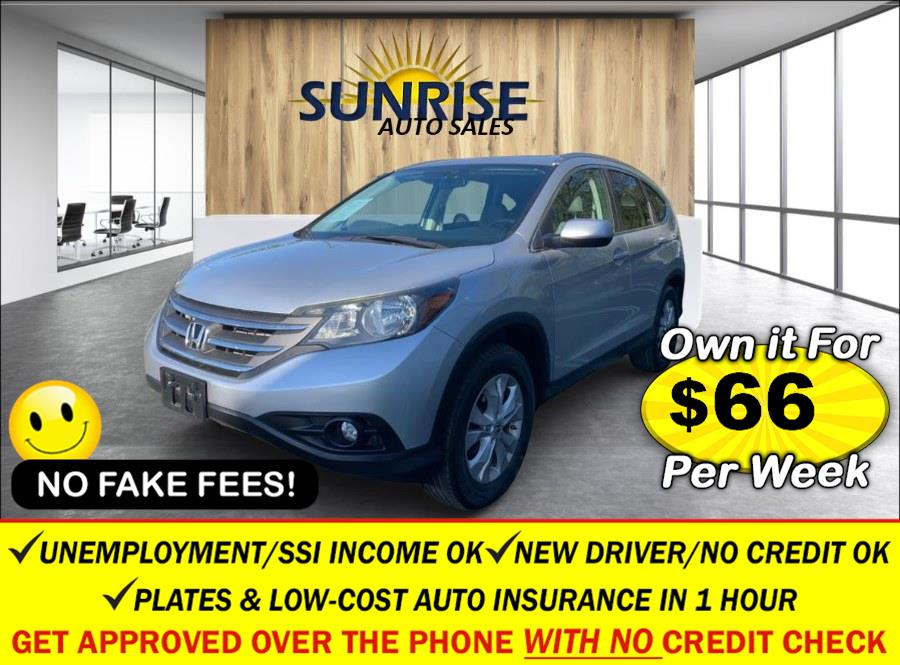 Used Honda CR-V AWD 5dr EX-L 2013   Sunrise Auto Sales. Rosedale, New York