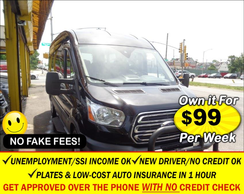 Used 2017 Ford Transit Wagon in Rosedale, New York | Sunrise Auto Sales. Rosedale, New York