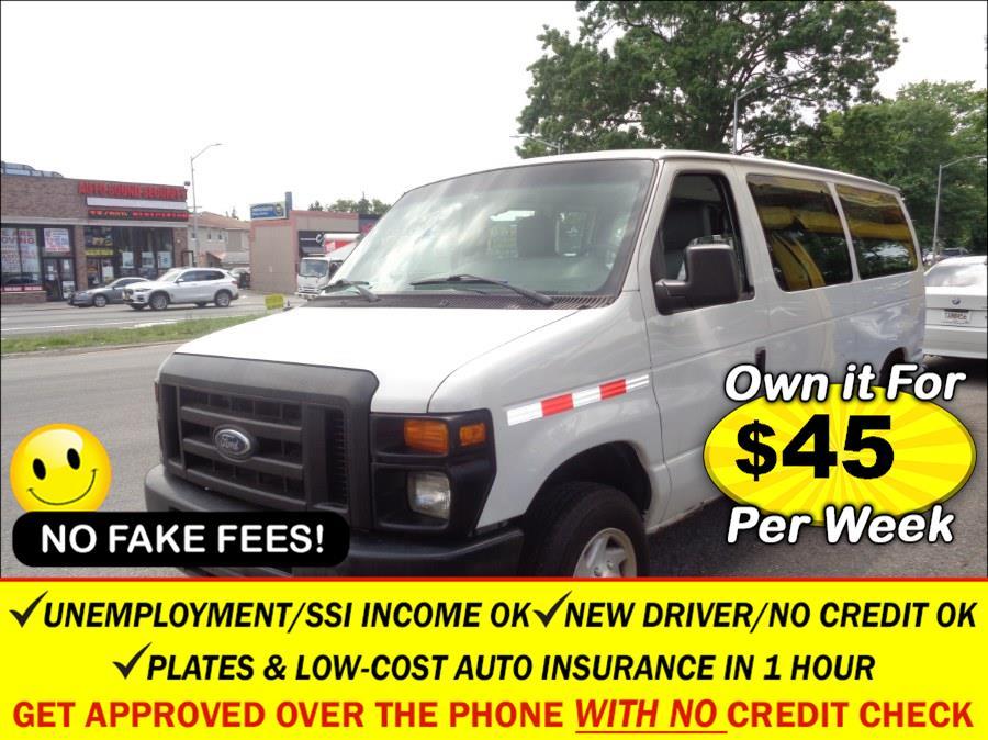 Used Ford Econoline Passenger Van E-150 Commercial 2009   Sunrise Auto Sales. Rosedale, New York
