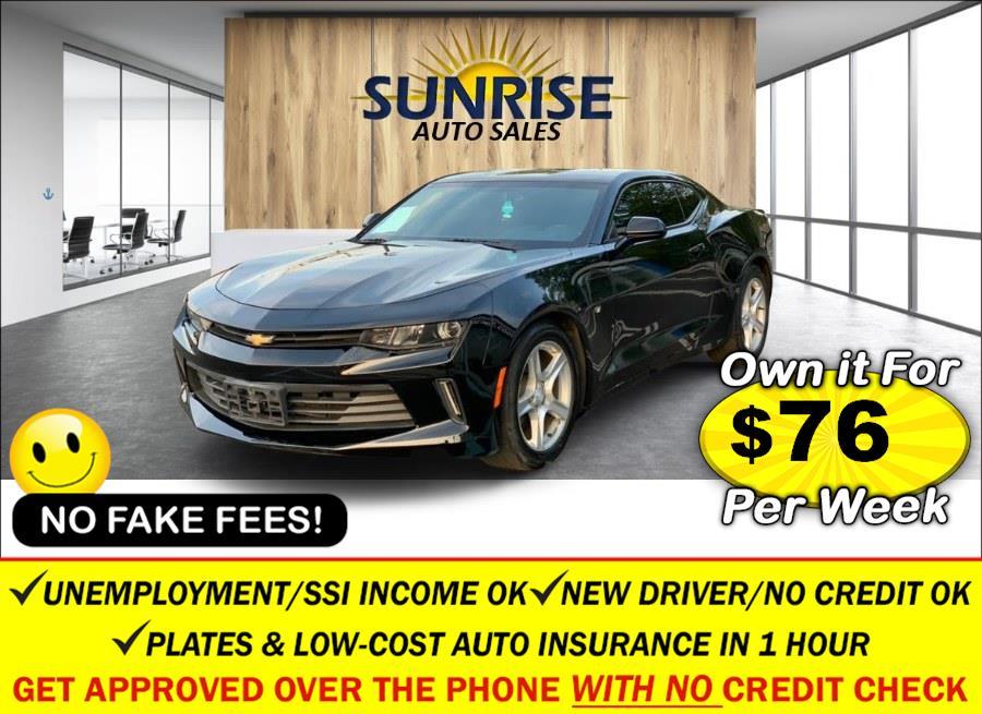 Used 2016 Chevrolet Camaro in Rosedale, New York | Sunrise Auto Sales. Rosedale, New York