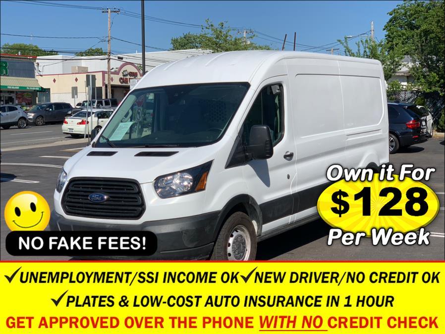 Used 2019 Ford Transit Van in Rosedale, New York | Sunrise Auto Sales. Rosedale, New York