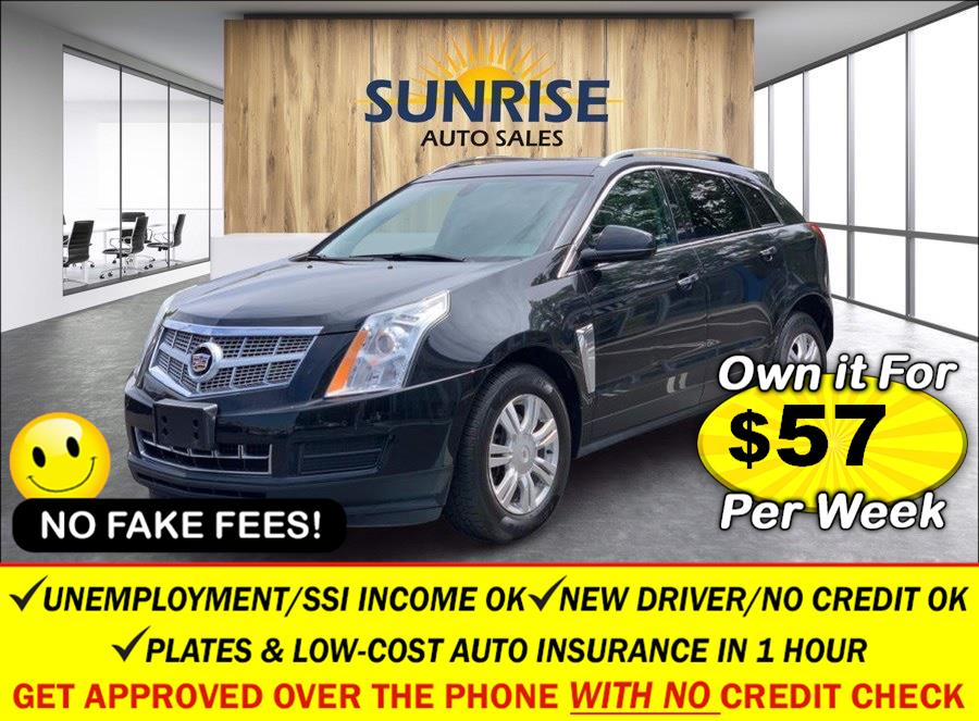 Used Cadillac SRX AWD 4dr Luxury Collection 2013   Sunrise Auto Sales. Rosedale, New York