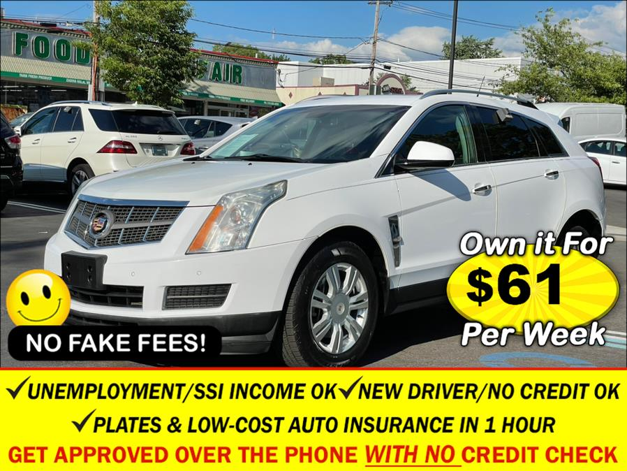 Used Cadillac SRX FWD 4dr Luxury Collection 2012   Sunrise Auto Sales. Rosedale, New York