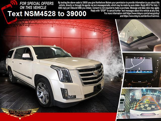 Used Cadillac Escalade ESV 4WD 4dr Premium 2015   Sunrise Auto Outlet. Amityville, New York