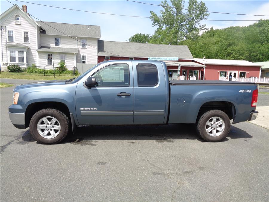 """Used GMC Sierra 1500 4WD Ext Cab 143.5"""" SLE 2013 