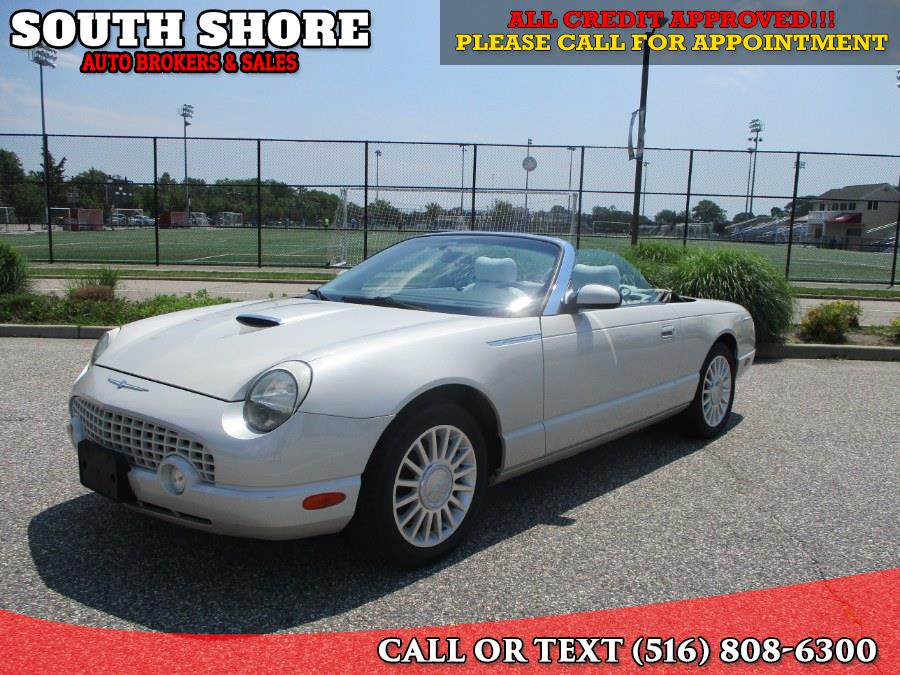 Used 2005 Ford Thunderbird in Massapequa, New York   South Shore Auto Brokers & Sales. Massapequa, New York