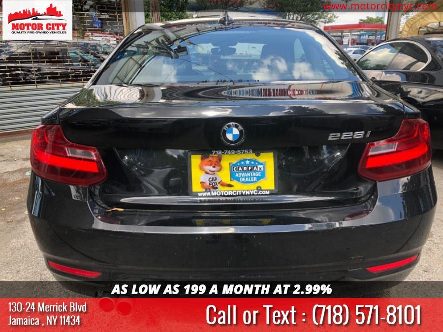 Used BMW 2 Series 2dr Cpe 228i RWD 2014   Motor City. Jamaica, New York