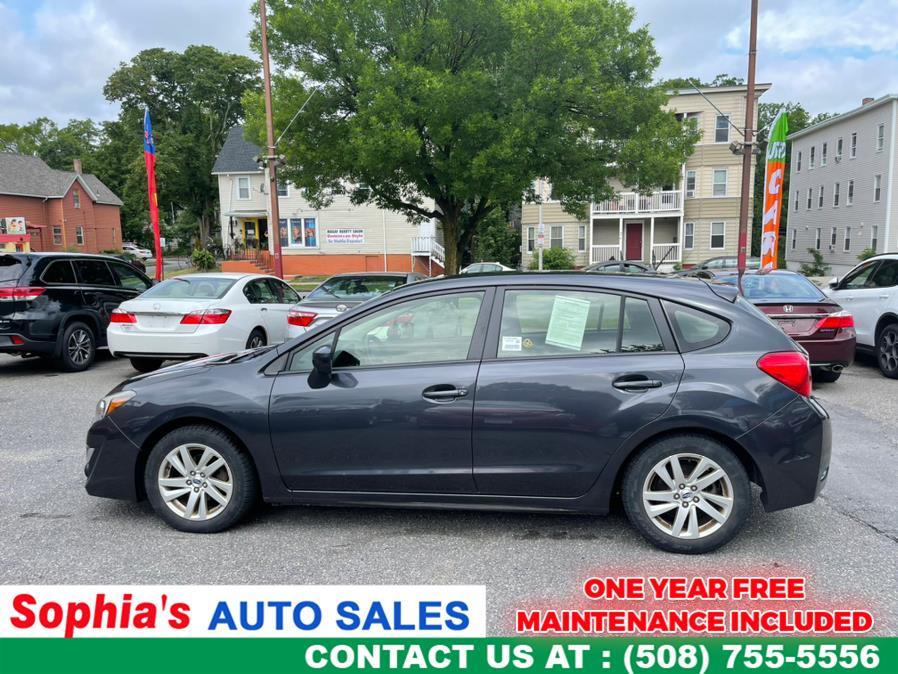 Used 2015 Subaru Impreza Wagon in Worcester, Massachusetts | Sophia's Auto Sales Inc. Worcester, Massachusetts
