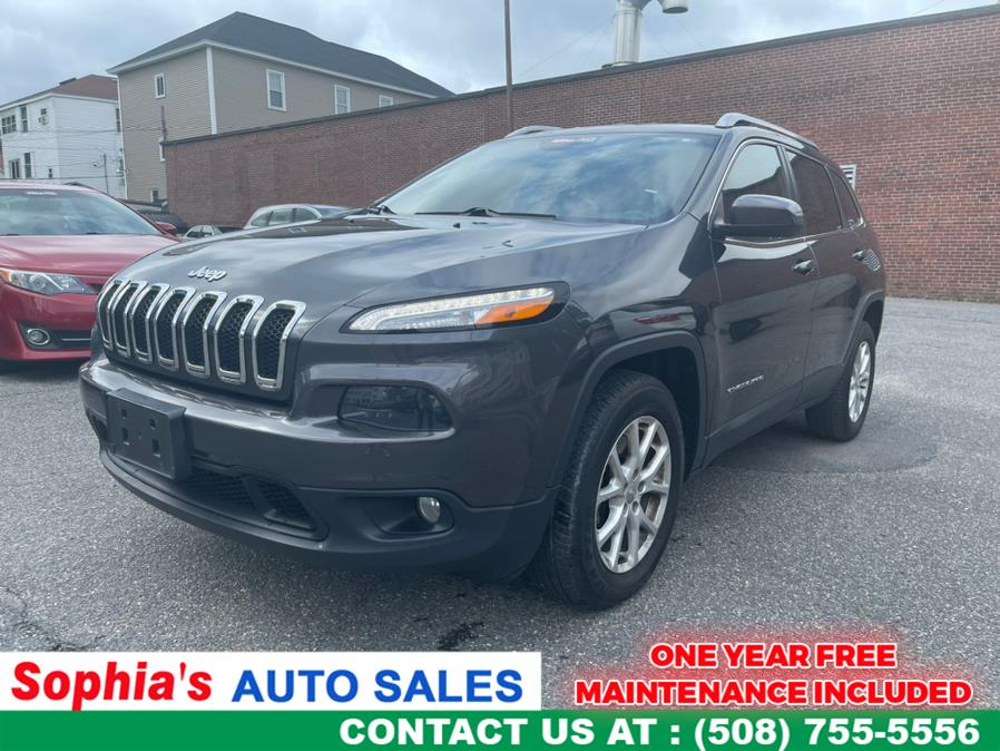 Used 2016 Jeep Cherokee in Worcester, Massachusetts | Sophia's Auto Sales Inc. Worcester, Massachusetts
