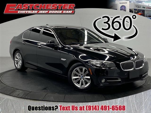 Used 2015 BMW 5 Series in Bronx, New York | Eastchester Motor Cars. Bronx, New York