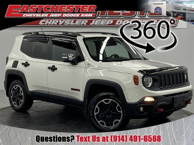 Used Jeep Renegade Trailhawk 2016   Eastchester Motor Cars. Bronx, New York