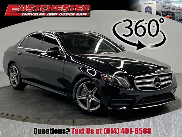 Used 2017 Mercedes-benz E-class in Bronx, New York | Eastchester Motor Cars. Bronx, New York