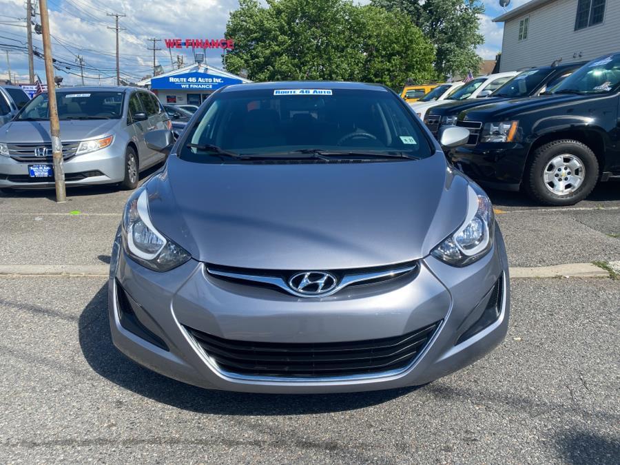 Used Hyundai Elantra 4dr Sdn Auto SE (Alabama Plant) 2016 | Route 46 Auto Sales Inc. Lodi, New Jersey