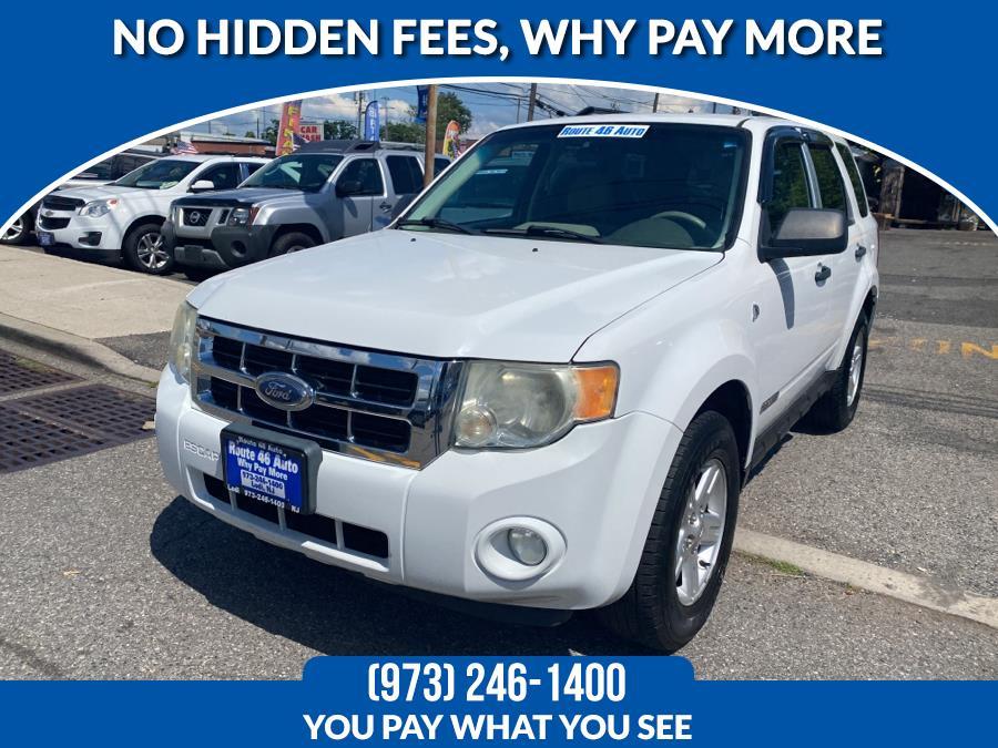 Used 2008 Ford Escape in Lodi, New Jersey | Route 46 Auto Sales Inc. Lodi, New Jersey