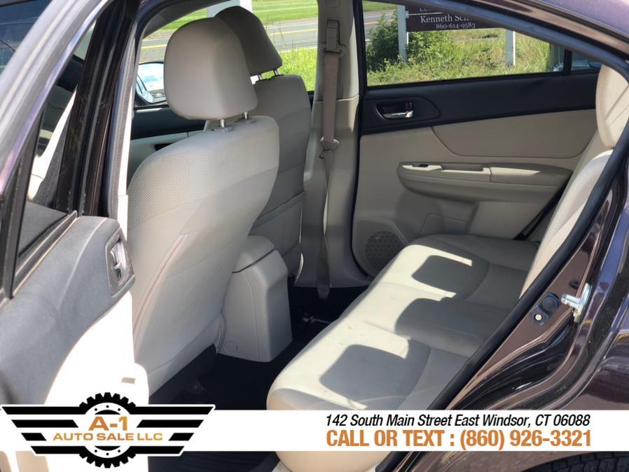 Used Subaru Impreza Sedan 4dr Auto 2.0i Premium 2012   A1 Auto Sale LLC. East Windsor, Connecticut