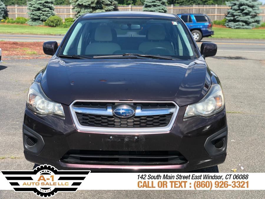 Used 2012 Subaru Impreza Sedan in East Windsor, Connecticut | A1 Auto Sale LLC. East Windsor, Connecticut