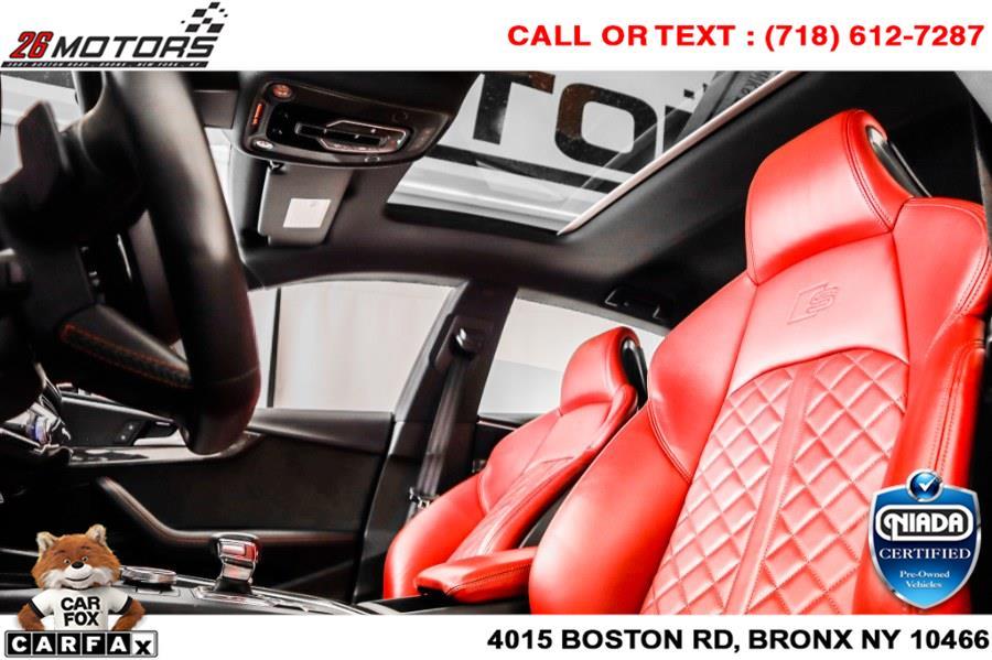 Used Audi S5 Sportback 3.0 TFSI Prestige 2018 | 26 Motors Corp. Bronx, New York