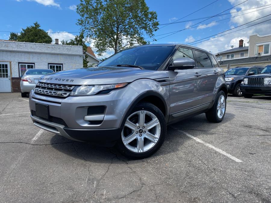 Used 2013 Land Rover Range Rover Evoque in Springfield, Massachusetts | Absolute Motors Inc. Springfield, Massachusetts