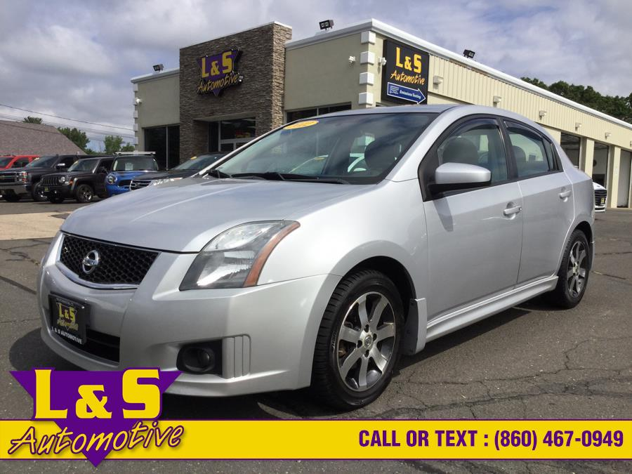 Used 2012 Nissan Sentra in Plantsville, Connecticut | L&S Automotive LLC. Plantsville, Connecticut
