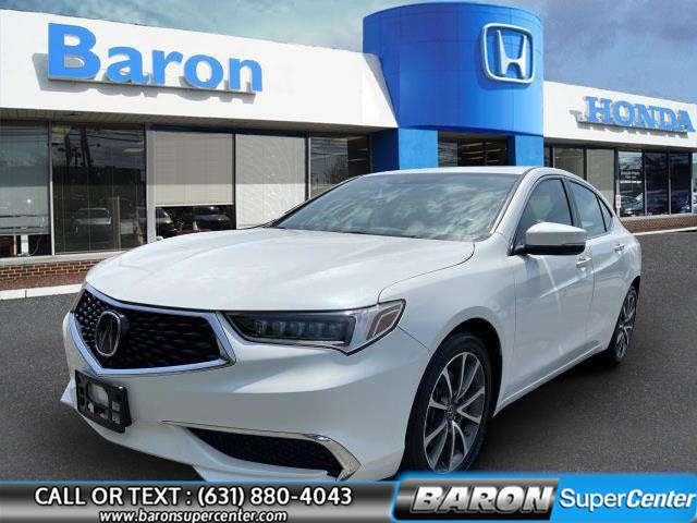 Used Acura Tlx 3.5L V6 2019   Baron Supercenter. Patchogue, New York