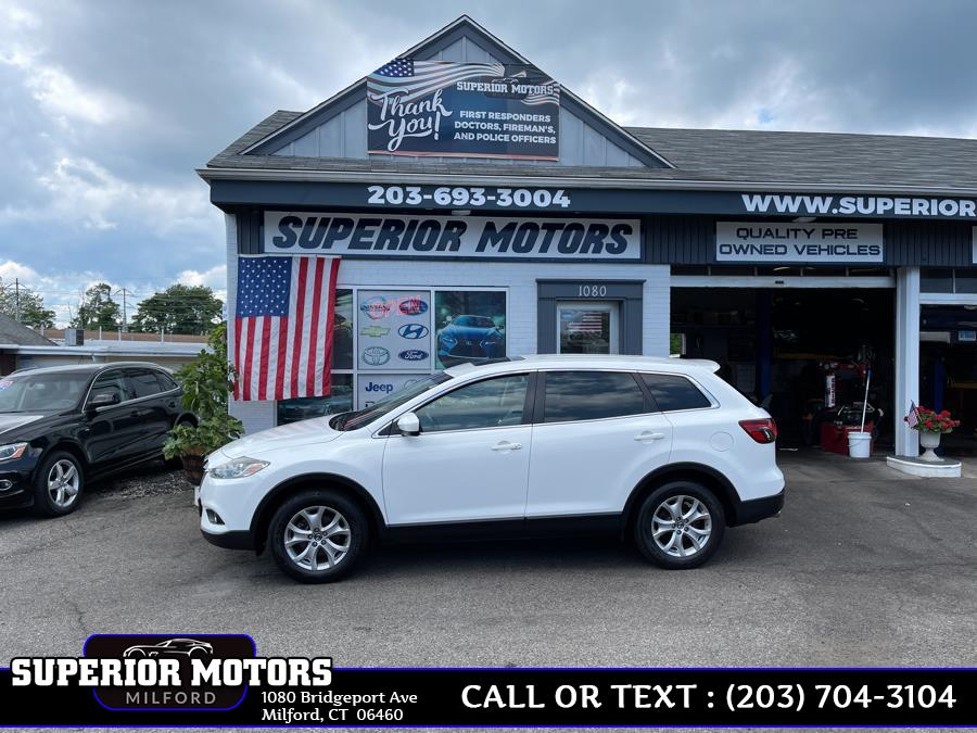 Used 2014 Mazda CX-9 TOURING in Milford, Connecticut | Superior Motors LLC. Milford, Connecticut