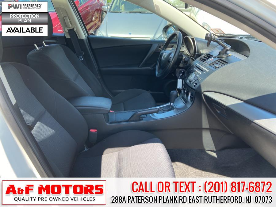 Used Mazda Mazda3 4dr Sdn Auto i Sport 2010   A&F Motors LLC. East Rutherford, New Jersey