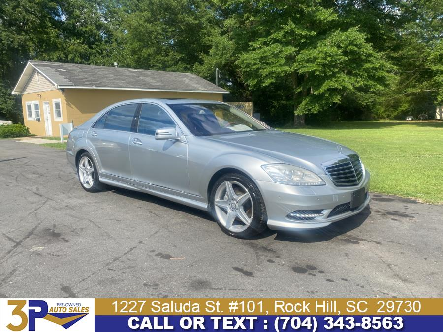 Used 2010 Mercedes-Benz S-Class in Rock Hill, South Carolina | 3 Points Auto Sales. Rock Hill, South Carolina