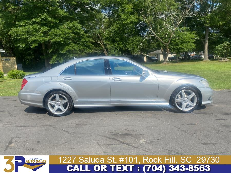 Used Mercedes-Benz S-Class 4dr Sdn S550 4MATIC 2010 | 3 Points Auto Sales. Rock Hill, South Carolina