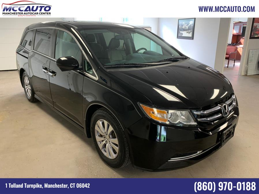 Used 2014 Honda Odyssey in Manchester, Connecticut | Manchester Autocar Center. Manchester, Connecticut