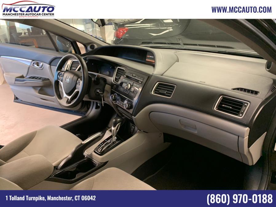 Used Honda Civic Sdn 4dr Auto EX 2013   Manchester Autocar Center. Manchester, Connecticut