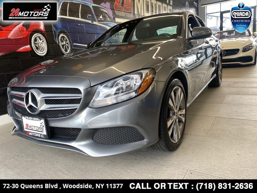 Used 2018 Mercedes-Benz C-Class in Woodside, New York | 26 Motors Queens. Woodside, New York