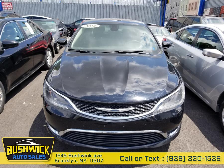 Used 2016 Chrysler 200 in Brooklyn, New York | Bushwick Auto Sales LLC. Brooklyn, New York