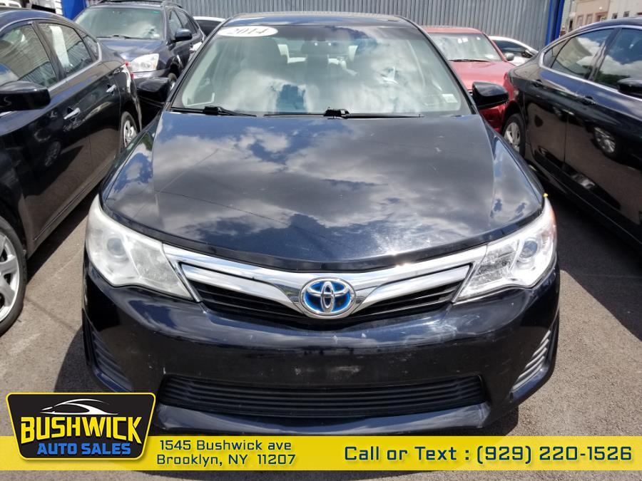 Used 2014 Toyota Camry Hybrid in Brooklyn, New York | Bushwick Auto Sales LLC. Brooklyn, New York