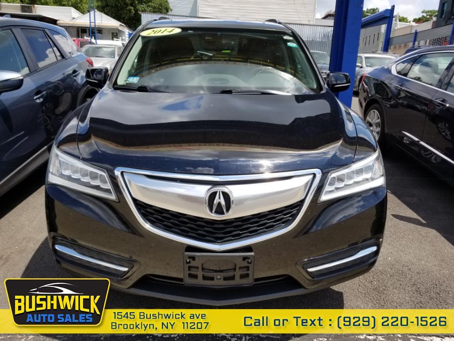 Used 2014 Acura MDX in Brooklyn, New York | Bushwick Auto Sales LLC. Brooklyn, New York