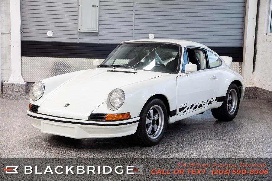 Used Porsche 912 Coupe 1966   Black Bridge Motors, LLC. Norwalk, Connecticut