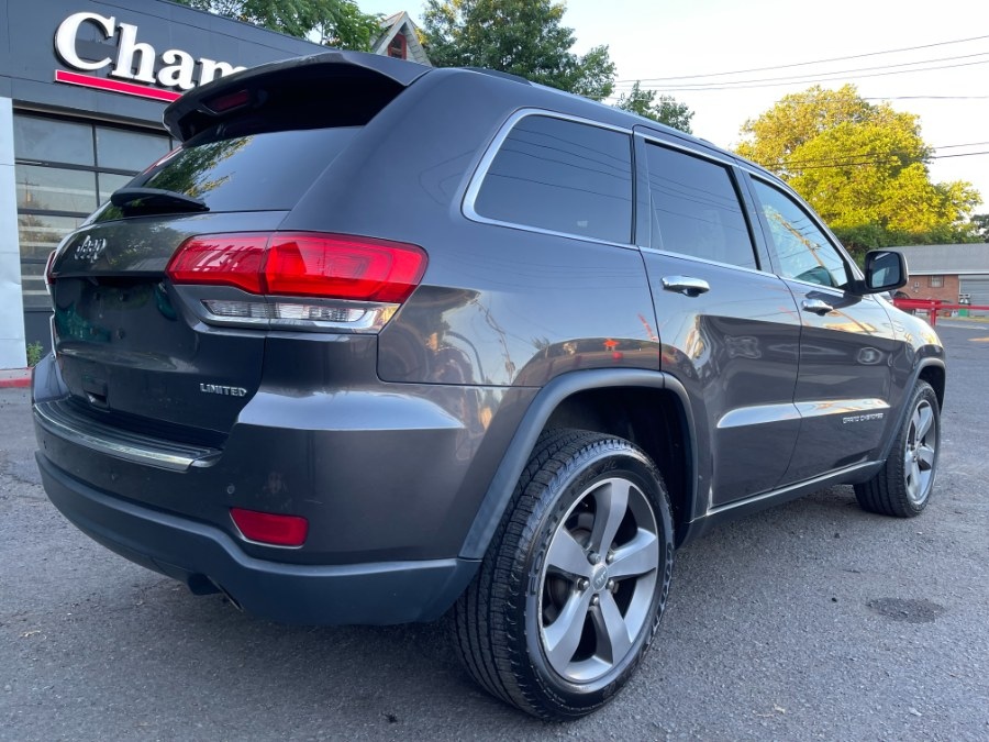 Used Jeep Grand Cherokee 4WD 4dr Limited 2014   Champion Auto Sales. Hillside, New Jersey