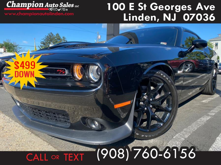 Used 2019 Dodge Challenger in Linden, New Jersey | Champion Auto Sales. Linden, New Jersey