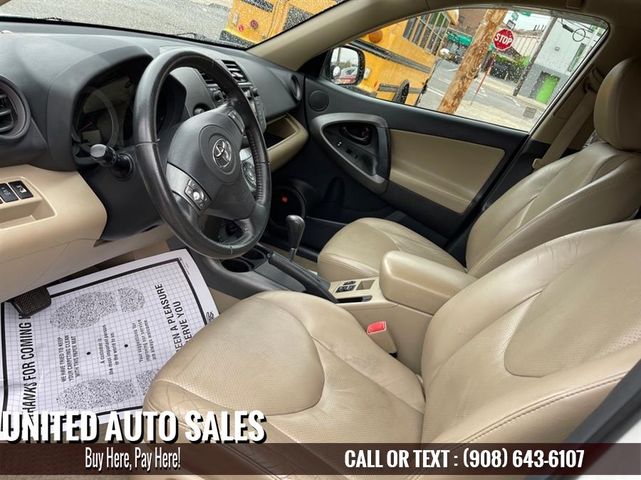 Used Toyota Rav4 LIMITED 2009   United Auto Sale. Newark, New Jersey
