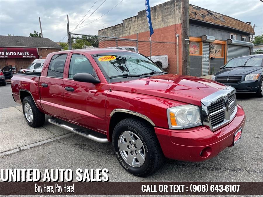 Used 2006 Dodge Dkota Pick Up in Newark, New Jersey | United Auto Sale. Newark, New Jersey