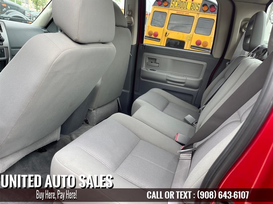 Used Dodge Dkota Pick Up QUAD SLT 2006   United Auto Sale. Newark, New Jersey