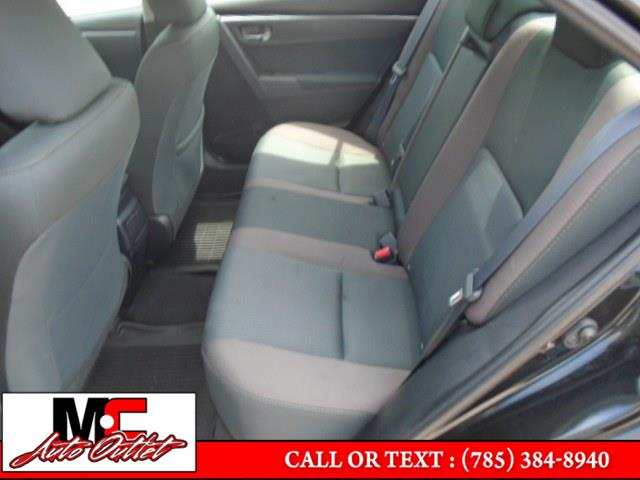 Used Toyota Corolla LE CVT (Natl) 2017 | M C Auto Outlet Inc. Colby, Kansas